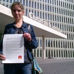 denuncia a convivencia civica catalana