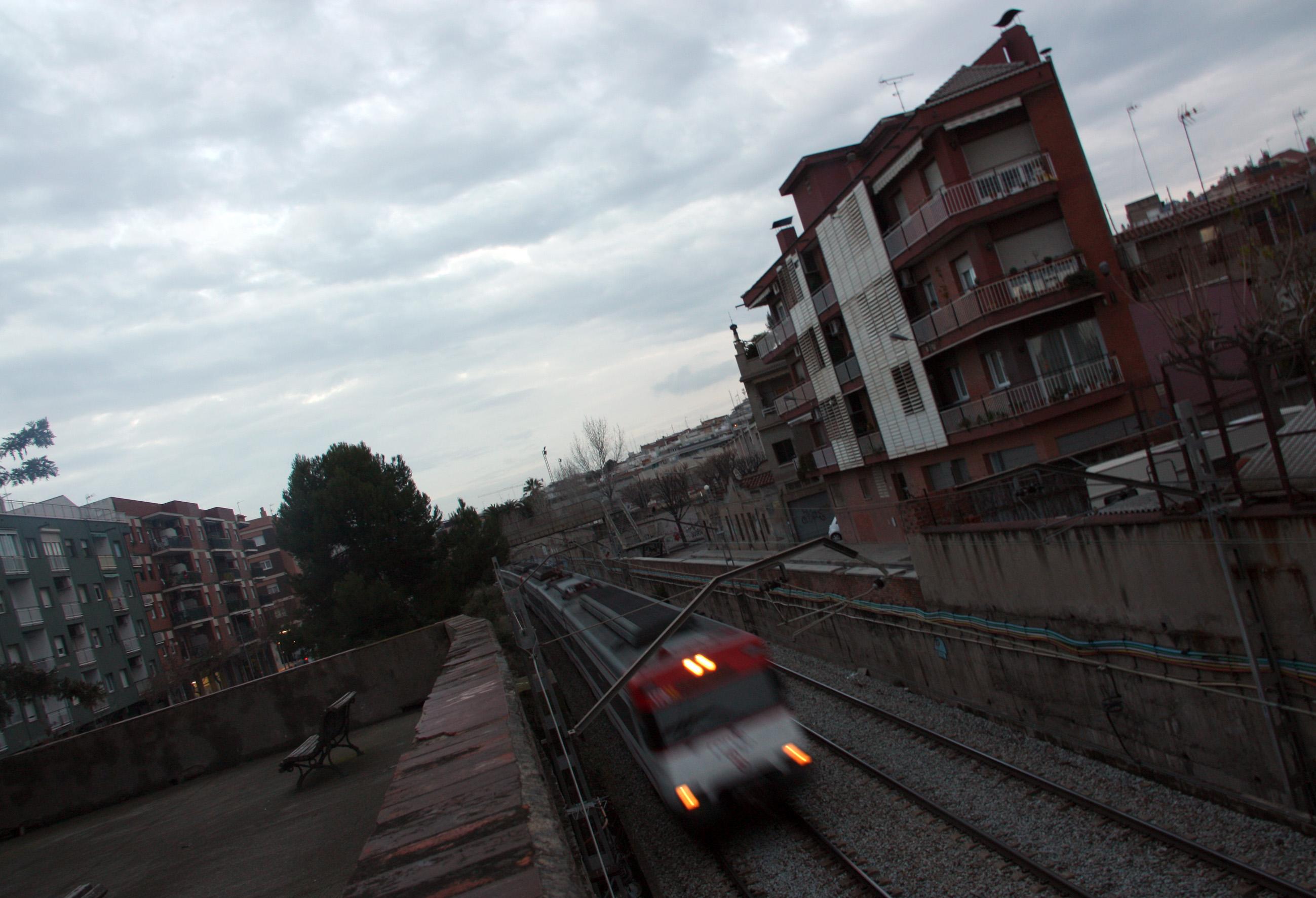 tren sant feliu