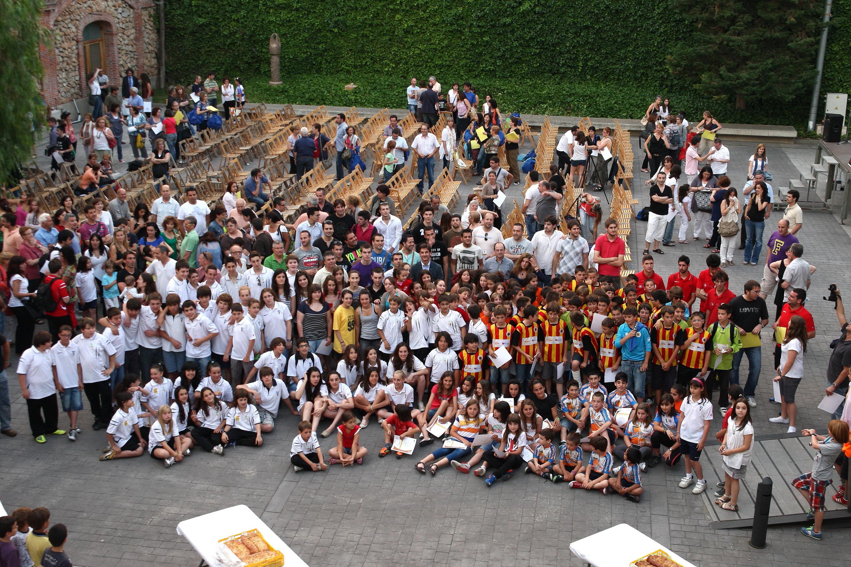 Esportíssim Molins de Rei 2012