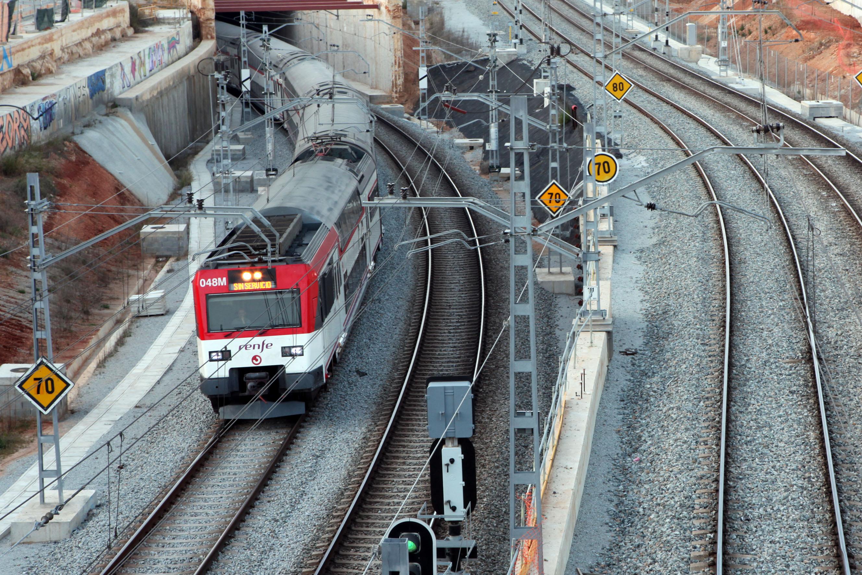 Rodalies Incorpora Un Nou Tren A Primera Hora Del Mati A La Linia R2