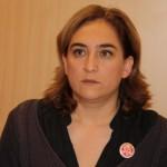 Ada Colau, presidenta de la Plataforma d'Afectats per la Hipoteca (PAH). Foto:ACN
