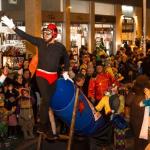 Gran Rua de Carnaval, el passat 14 de febrer pels carrers de la ciutat / ORIOL PAGÈS Font: Ajuntament de Castelldefels