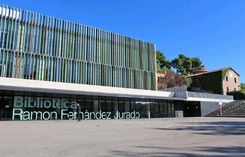 La recuperació del Aquest és el nou aspecte de la Biblioteca de Castelldefels