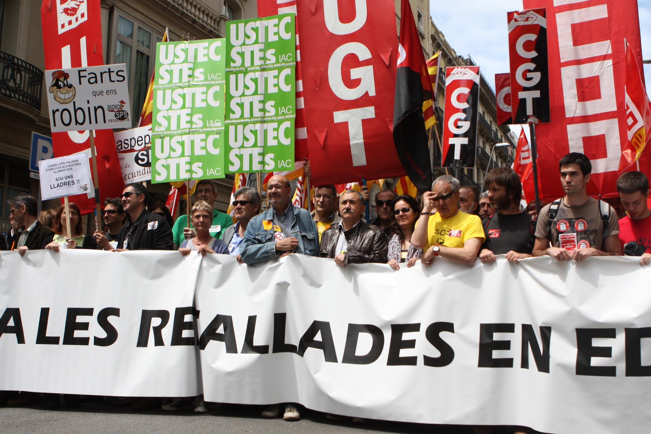 22M sindicats