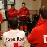 creu roja voluntaris